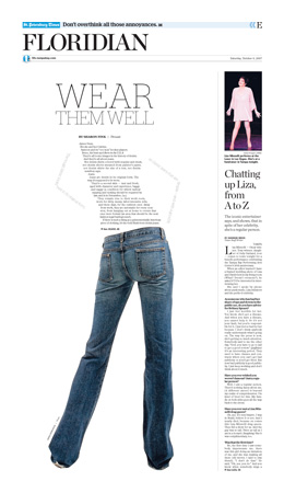 St. Petersburg Times: Floridian: wear them well